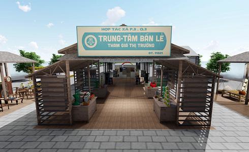 TP.HCM - Saigon Co.op sẽ tái hiện sinh động hành trình 30 năm bán lẻ từ sơ khai đến kỷ nguyên số tại phố đi bộ Nguyễn Huệ