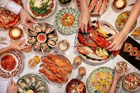 Nhà hàng Opera giới thiệu đại tiệc hải sản cao cấp chuẩn quốc tế vào ngày 26/7 này