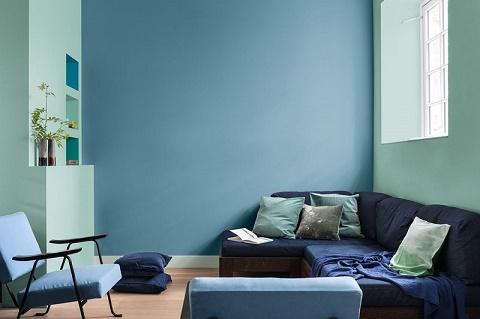 Tạo ra không gian sống mơ ước cho ngôi nhà bạn với sơn nội thất Dulux Ambiance 5 IN1