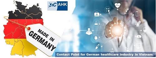 Thành lập bộ phận chuyên trách hỗ trợ và kết nối  doanh nghiệp vừa và nhỏ trong ngành công nghiệp chăm sóc sức khỏe của CHLB Đức  tại Việt Nam
