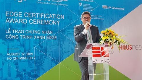 Dự án chung cư HausNeo được cấp chứng nhận Công trình Xanh EDGE