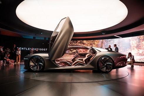 Bentley năm thứ 3 liên tiếp đồng hành cùng Forbes Business Forum