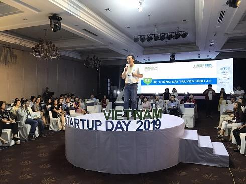 Ngày hội khởi nghiệp 2019: Quy tụ hơn 200 Startup