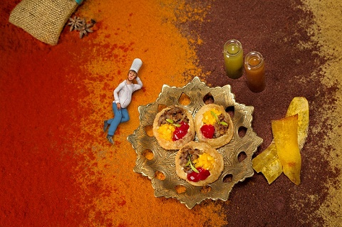 Park Hyatt Saigon với ẩm thực Le Petit Chef - Trình diễn công nghệ và hình ảnh 3D trực tiếp trước mắt thực khách