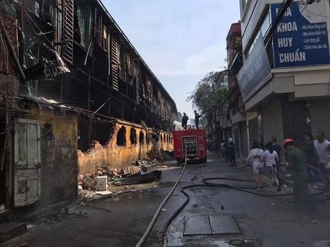 Cháy Cộng ty Rạng Đông: Bộ TN&MT nói về nguy cơ ảnh hưởng môi trường