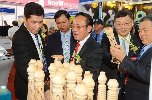 VietnamWood 2019: Bức tranh tổng thể về công nghệ chế biến gỗ