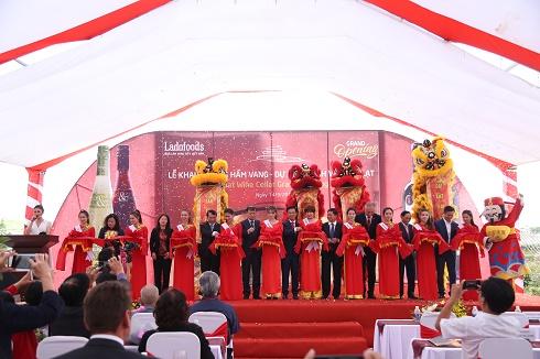 Ladofoods khai trương Hầm Vang đầu tiên tại Việt Nam đạt chuẩn Châu Âu tại Đà Lạt