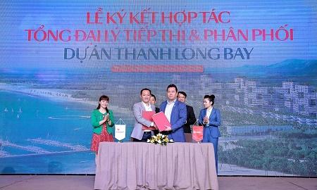 DKRA là tổng đại lý tiếp thị và phân phối dự án Thanh Long Bay