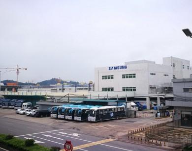 Samsung dừng sản xuất smartphone tại Trung Quốc