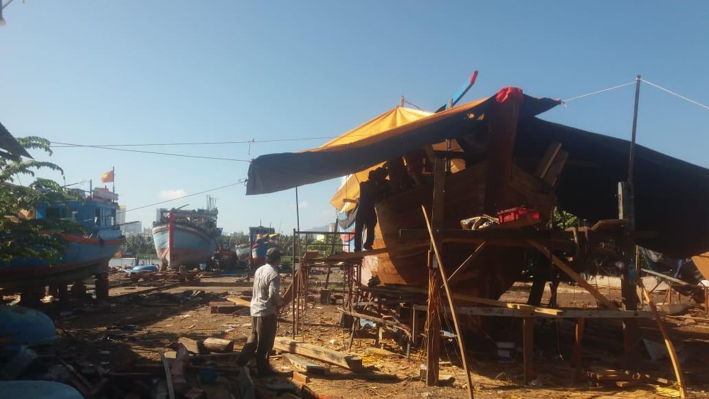 Nghề đóng tàu vỏ gỗ tại Khánh Hòa: Nguyện vọng và tầm nhìn
