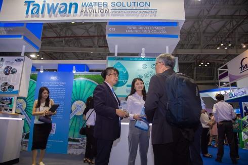 Văn phòng Dự án Thương mại xanh Đài Loan (GTPO) đưa công nghệ xử lý nước thải tiên tiến tới VIETWATER 2019