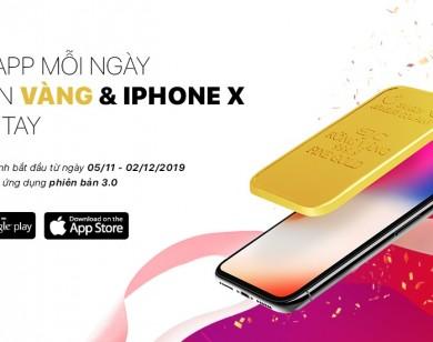 Trúng ngay vàng và iPhone khi trải nghiệm ứng dụng di động Home Credit Việt Nam