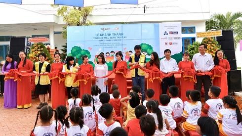 CapitaLand đóng góp hơn 6 tỷ đồng để xây dựng trường mẫu giáo CapitaLand Hope thứ hai tại Việt Nam