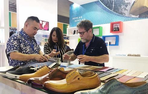 TP.HCM: Sắp diễn ra Triển lãm Quốc tế máy móc và nguyên phụ liệu  da giày Việt Nam 2019