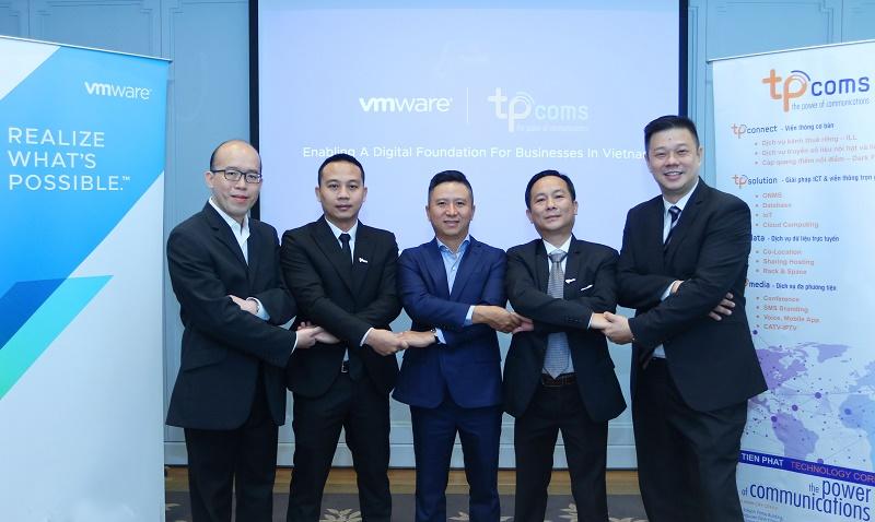 Với TPCloud, doanh nghiệp Việt dễ dàng hành trình chuyển đổi lên đám mây