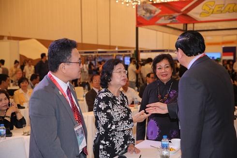 TP.HCM: Khai mạc Triển lãm Quốc tế thiết bị, công nghệ ngành Hàng không lần đầu tiên  tại Việt Nam (VIAexpo).