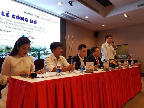 HREC công bố Caravan kết nối đầu tư tại Long An, Tiền Giang, Đồng Tháp và ra mắt Ban Đầu tư - Phát triển dự án