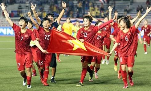 Tập đoàn Hưng Thịnh thưởng 1 tỷ đồng cho đội tuyển bóng đá nữ Việt Nam