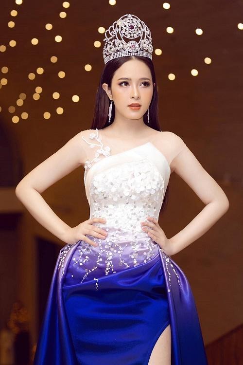 Hoa hậu Lê Bảo Tuyền khoe nhan sắc tựa 'thần tiên tỷ tỷ' sau hơn 3 tháng đăng quang