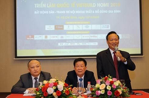 TP.HCM: Sắp diễn ra Triển lãm Vietbuild Home (lần 5) khép lại năm 2019