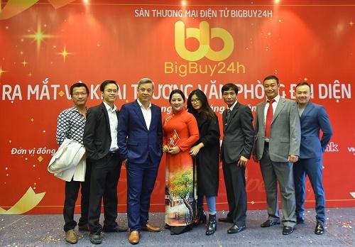Bigbuy24h – Vừa ra mắt thêm 11 văn phòng, nâng con số lên 24 phòng đại điện trên cả nước