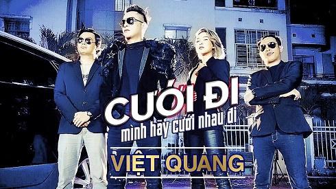 Việt Quang đánh dấu sự trở lại sau 10 năm với MV mới