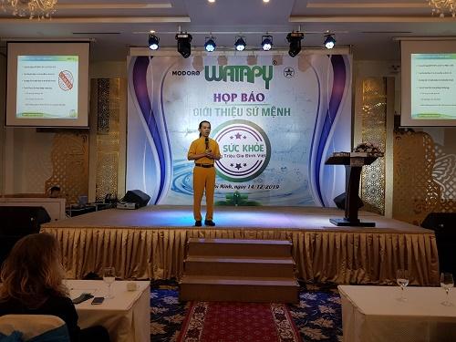 """Công ty Phúc Nguyễn công bố Chương trình """"Vì sức khỏe hàng triệu gia đình Việt"""""""