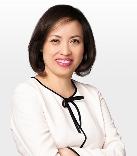 Bà Tiêu Yến Trinh – TGĐ Công ty CP Telentnet vinh dự nhận Giải thưởng Sao đỏ - Doanh nhân trẻ Việt Nam tiêu biểu lần thứ 20