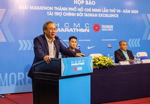Marathon TP HCM 2020: Tranh tài đầu năm mới