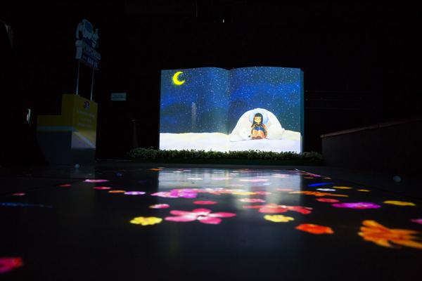 Ra mắt Hologram, AR Show hiện đại hàng đầu thế giới tại TTTM Gigamall