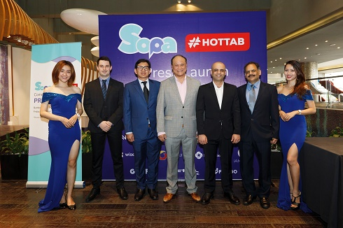 TP.HCM: Ra mắt chính thức Society Pass – SoPa Press Launch
