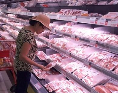 Cần nhập thêm 100.000 tấn thịt heo trong dịp Tết