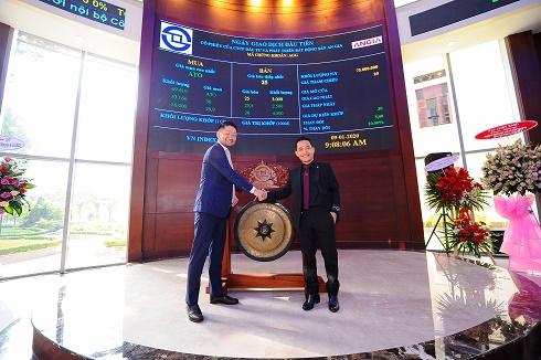 An Gia là doanh nghiệp đầu tiên chào sàn HoSE đầu năm mới 2020