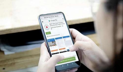 Bệnh viện quận Thủ Đức triển khai app đăng kí khám, tra cứu hồ sơ bệnh án và thanh toán điện tử