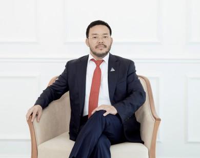 """Chủ tịch HĐQT Tập đoàn Đất Xanh đạt danh hiệu """"Doanh nhân bất động sản của năm"""""""