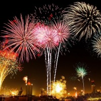 TP Hồ Chí Minh bắn pháo hoa ở 7 điểm trong đêm giao thừa mừng năm mới 2020