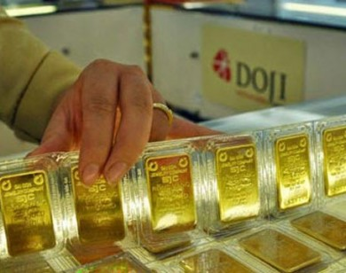 Giá vàng hôm nay 25/1/2020: Vàng bất ngờ tăng vọt