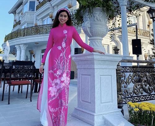 Thay đồ hiệu đẳng cấp bằng áo bà ba và áo dài, Tiên Nguyễn vẫn cực kỳ thu hút