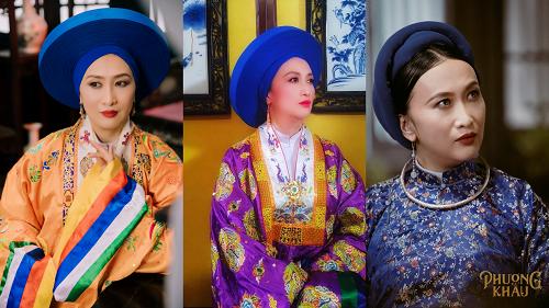 Hoa hậu Diễm Châu được mời đóng phim Phượng Khấu