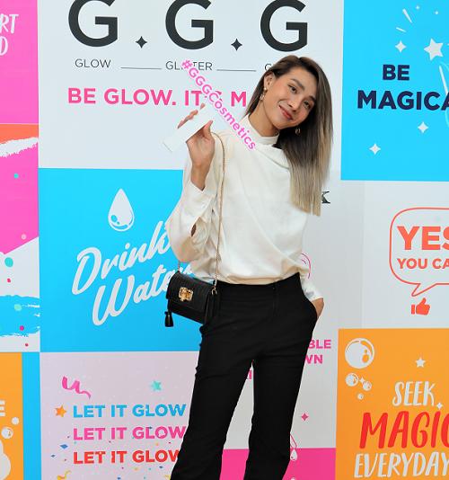 MiD Nguyễn, diễn viên Ngọc Thanh Tâm, beauty blogger Primmy Trương cùng đọ nhan sắc đầu năm tại sự kiện của GGG Cosmetics