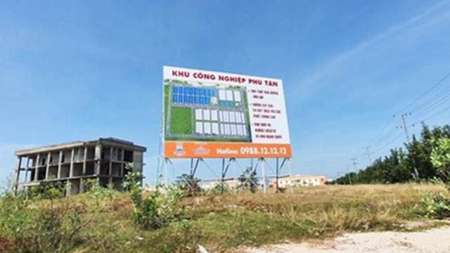"""Dự án KCN Phú Tân (Bình Dương): Kim Oanh Group đang """"cầm đèn chạy trước ô tô"""""""