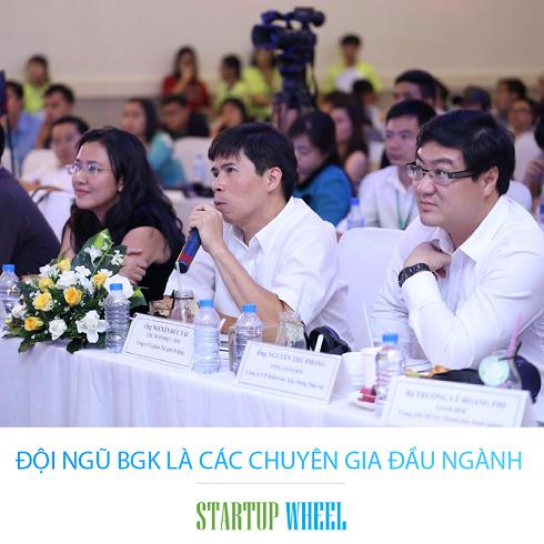 Chính thức khởi động cuộc thi khởi nghiệp Startup Wheel 2020