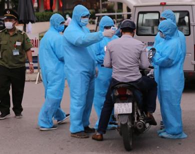 Thêm 6 ca nhiễm COVID-19 tại đơn vị cung cấp dịch vụ cho Bệnh viện Bạch Mai, tổng số 194