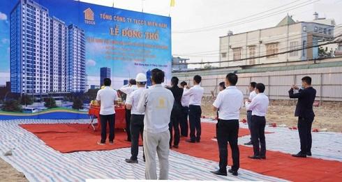 Động thổ dự án Tecco Home An Phú: Tecco miền Nam bất chấp chỉ thị của Thủ tướng