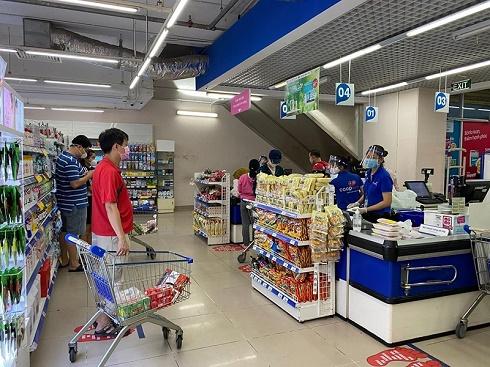 Co.opmart và Co.opxtra giảm giá thịt heo và nhiều mặt hàng thực phẩm