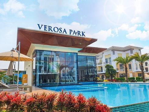 Thanh toán 30%, sở hữu ngay nhà liên kế & biệt thự Verosa Park