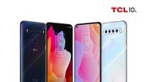 Loạt smartphone TCL 10 ra mắt: nhiều tính năng, 5G, giá rẻ