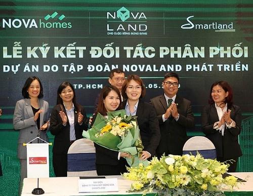 Nhiều đối tác uy tín hàng đầu tham gia phân phối các sản phẩm bất động sản do Novaland phát triển