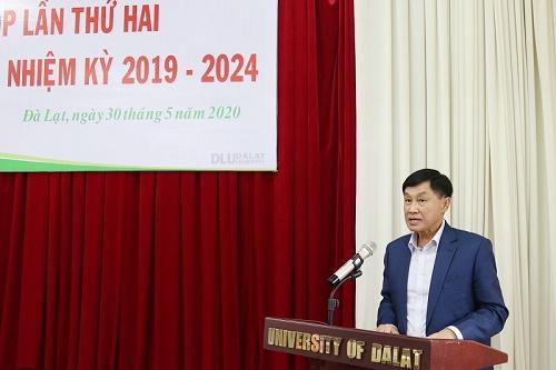 Doanh nhân Johnathan Hạnh Nguyễn được Bộ GD-ĐT bổ nhiệm tiếp tục là Thành viên Hội đồng Trường Đại học Đà Lạt nhiệm kỳ 2019 -2024