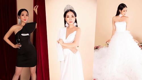 Hoa hậu Vivian Trần làm Đại sứ Hình ảnh Hoa hậu Doanh nhân Hoàn vũ 2020